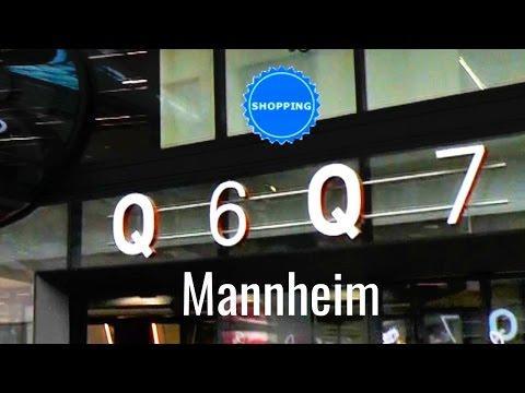 Q6Q7 Mannheim Shopping Center Stadtquartier