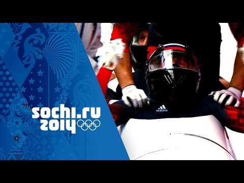 Bobsleigh Golds Inc: Voevoda & Zubkov Win Double Gold | Sochi Olympic Champions