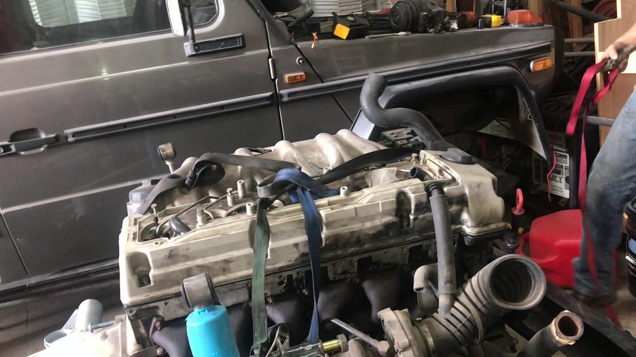 600 120 Unimog 421 MB-Trac 100 Daimler OM 616 Motordichtsatz komplett 130