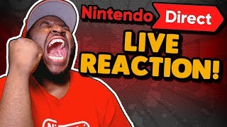 Nintendo Direct 2.13.19 LIVE REACTION