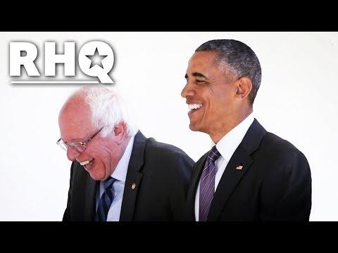 Obama Sabotages Bernie Before Super Tuesday
