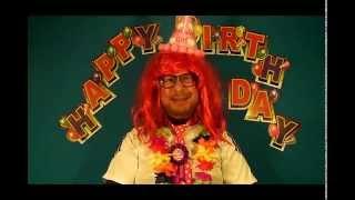 Funny Happy Birthday MARCIA song