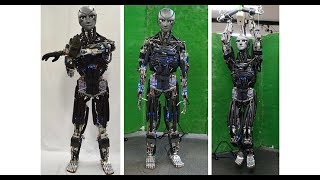 Watch a humanoid robot work out | Science News