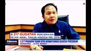 Faktor Ekonomi & Perselingkuhan, Angka Perceraian di Kab. Bandung Meningkat - iNews Prime 17/07