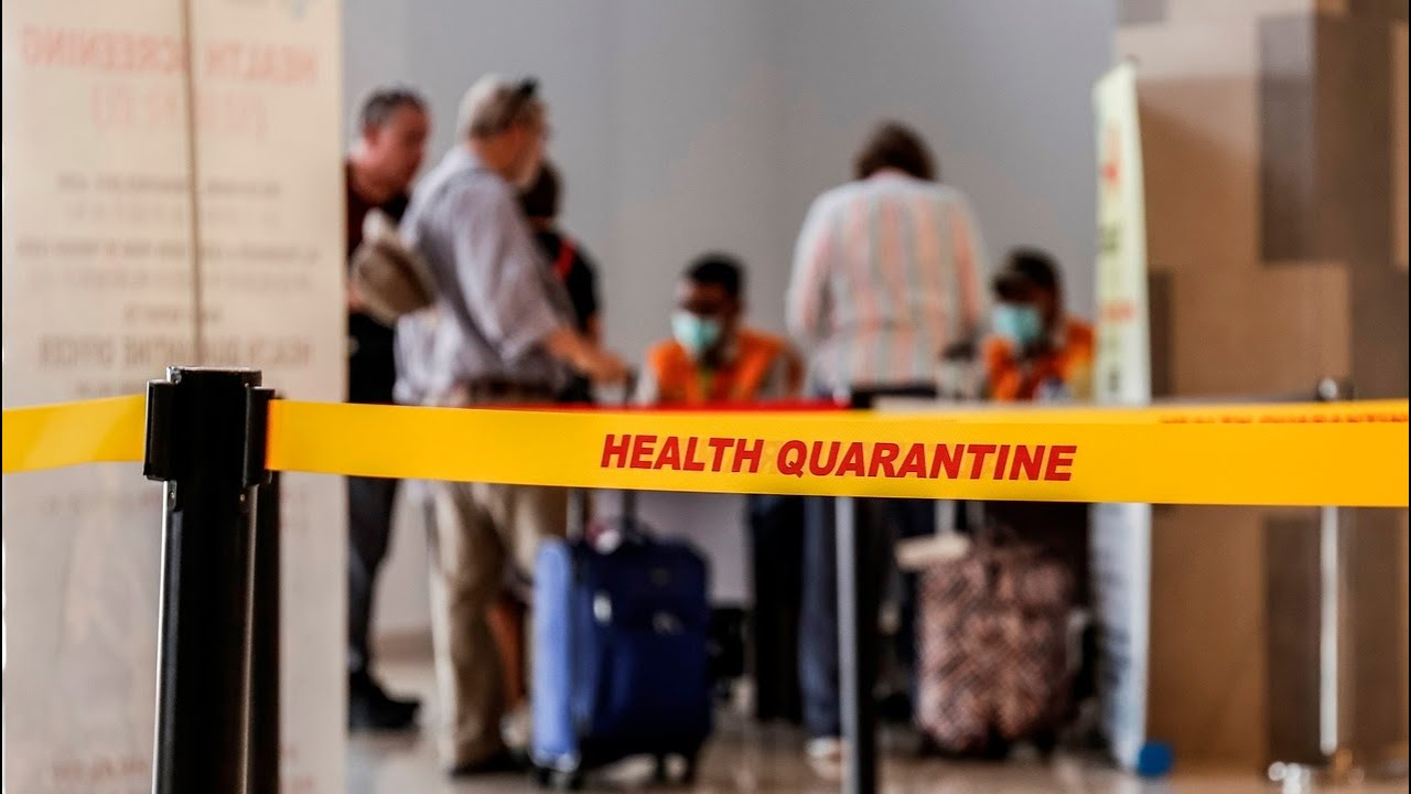 A COVID-19 outbreak could 'overwhelm us very quickly' thumbnail