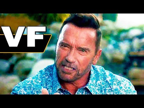 KILLING GUNTHER [FULL movies] (Arnold Schwarzenegger) 2018