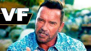 KILLING GUNTHER Bande Annonce VF (Arnold Schwarzenegger) 2018 streaming