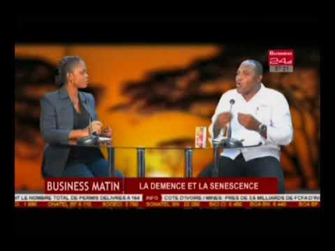 Business 24  / Business Matin  - La Démence et la Sénescence