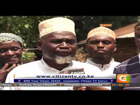 Citizen Extra: Kwale Imams support Odinga- Kenyatta pact