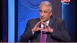 سامح عاشور: منتصر الزيات ممثل الإخوان بنقابة المحامين