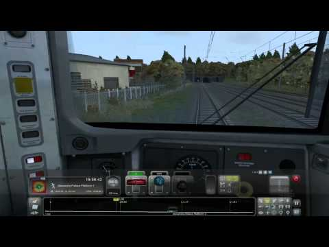 RailSimulator Train Simulator #189 Class 365 Multiplayer wäre schön |