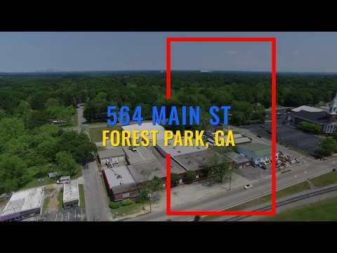 564 Main Street | Forest Park, GA