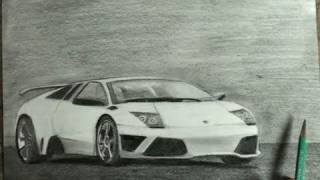 How to Draw Lamborghini Gallardo Step by Step Car Drawing(WE NEED A VISUAL ARTS CATEGORY ON YOUTUBE ..., 2010-10-05T03:24:44.000Z)