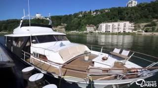 A VENDRE - Yacht en plein cœur de Lyon