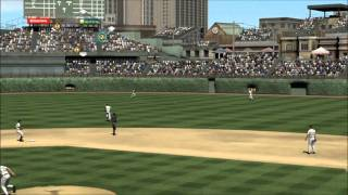 MLB 2K11: Franchise Mode: Pittsburgh Pirates vs Chicago Cubs - Opening Day