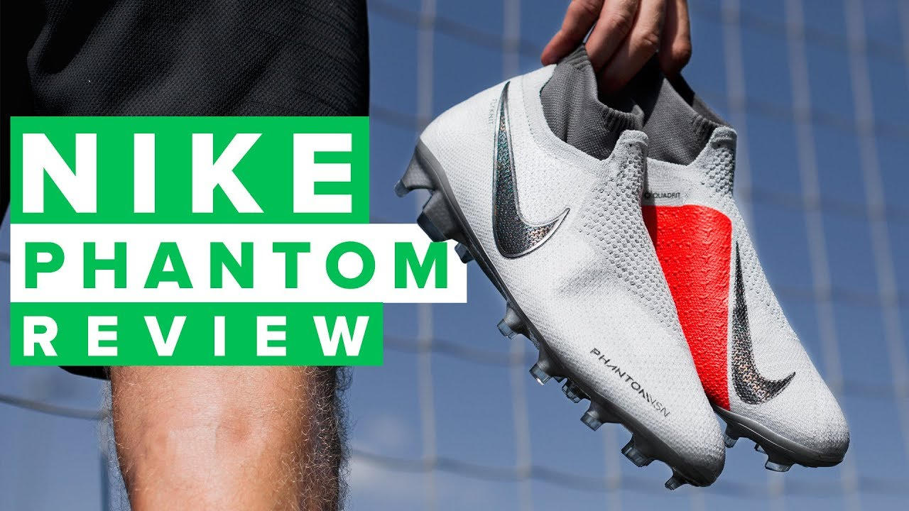 ee76ea1a8 Nike Phantom Vision Elite review | new Nike football boots - YouTube