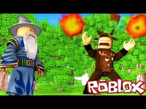 WIZARDS IN ROBLOX! (Roblox Elemental War)