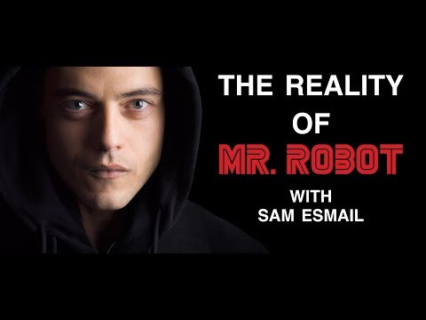 The Reality of Mr. Robot | Sam Esmail with Barry Kibrick
