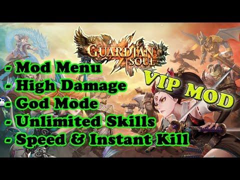 Guardian Soul Ver  1 4 6 MOD Menu APK | Kill All Button