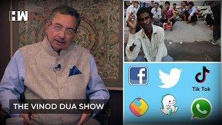 The Vinod Dua Show Episode 58: Social media ethics & National male workforce shrinking