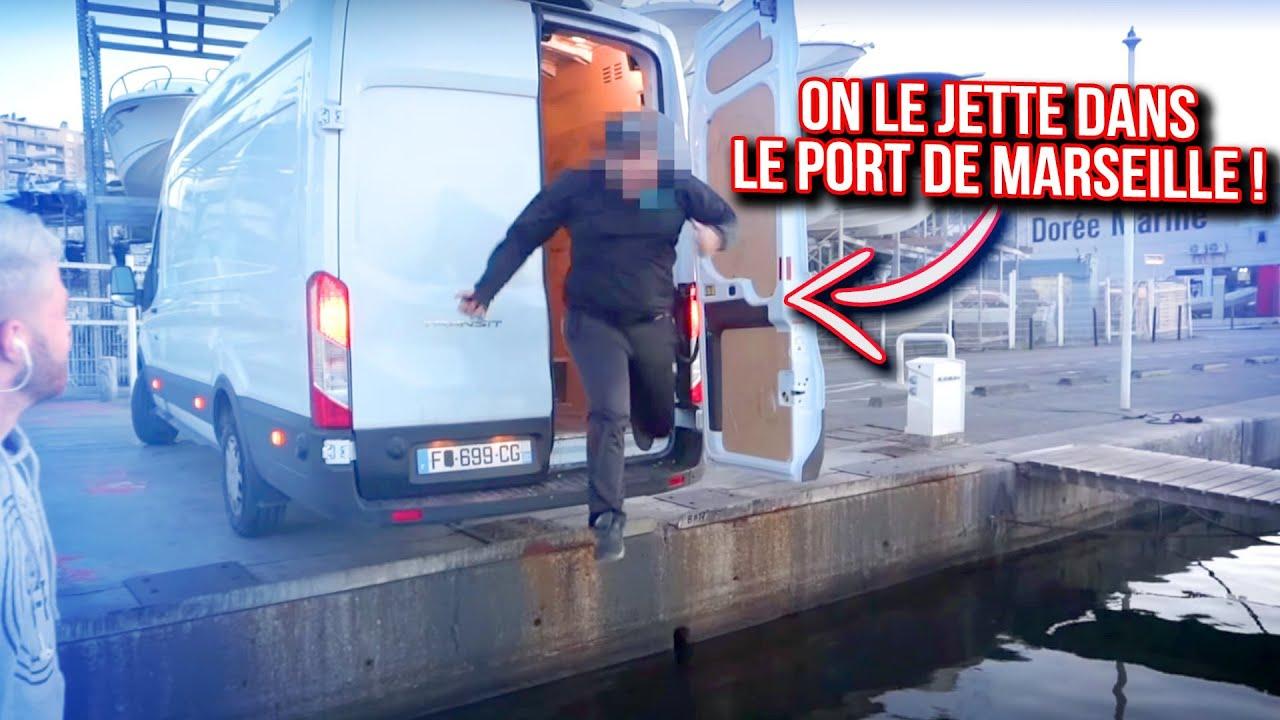 Download JE PIÈGE UN VOLEUR DE COLIS DANS UN CAMION ! ( CAM OFF )