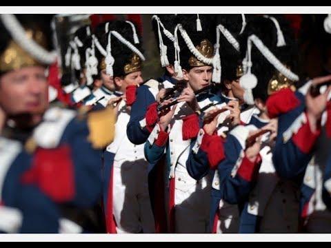 La Grenadière, musique Napoléonienne du premier Empire, pour fifres et tambours.