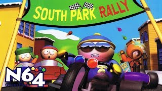South Park Rally - Nintendo 64 Review - Ultra HDMI - HD
