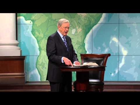 The First Step: Salvation – Dr. Charles Stanley