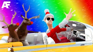 Santa going nuts (MUST SEE ANIMATION LOL) thumbnail