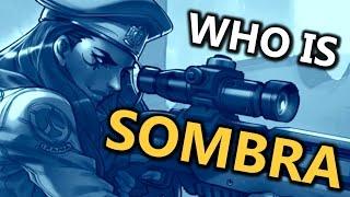 Sombra: Unveiling Overwatch