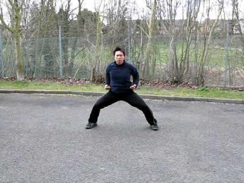 Kung Fu School in London- Traditional Hung Gar kuen Kung Fu (Lau family)