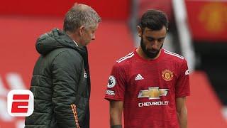 Trouble in paradise? Bruno Fernandes & Ole Gunnar Solskjaer at odds at Man United? | ESPN FC
