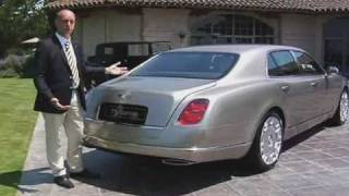 Bentley Mulsanne 2011 Videos
