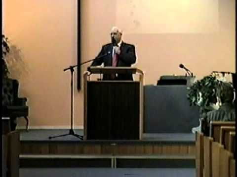 Apostolic preaching Rev. Gordon Mallory for  Rev. Ron Nickel Mar. 6 2011 .avi