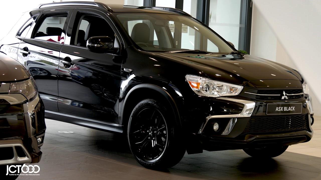 Mitsubishi Bradford Asx Black Edition Youtube