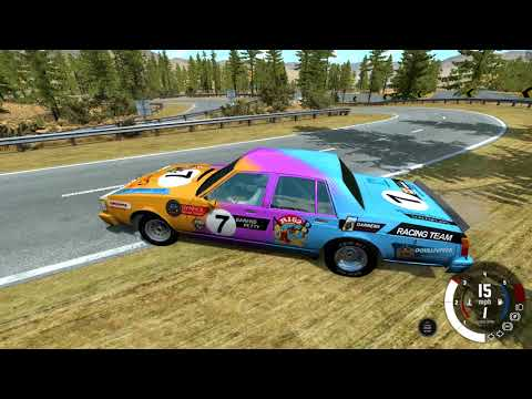 Back With That Delta 88 Mod Some More - BeamNG.drive