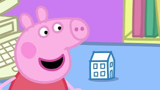 Peppa Pig Full Episodes |New House #100