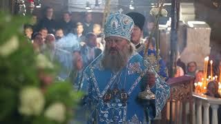 Богослужение праздника Покрова Пресвятой Богородицы