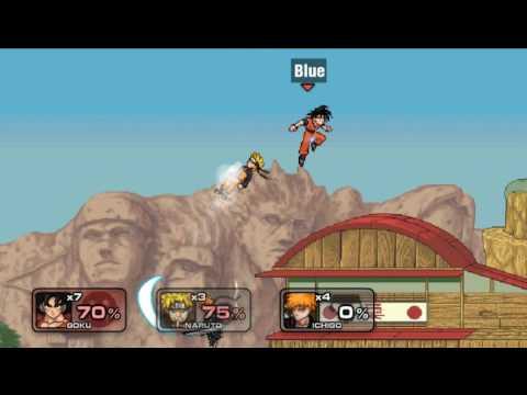 Super Smash Flash 2 v0.9b | Epic Battle.