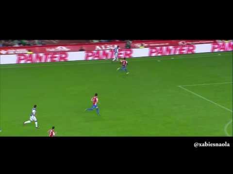 Asier Illarramendi vs Sporting de Gijón (20/11/2016) -  HD