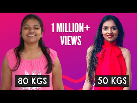 My weight loss journey | How did I lose 30 kgs without gym | Healthy lifestyle | Cinnamon Kitchen