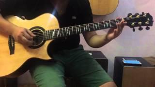 Hướng dẫn guitar bài Cha-MTV introl+ hợp âm