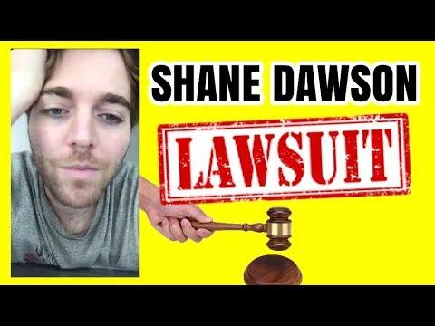 SHANE DAWSON SUED thumbnail