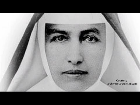 Saint Marianne Cope Feast Day