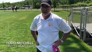 CPU Co-Head Coach Todd Mitchell