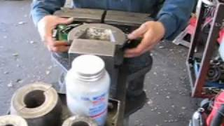 Hard Drive destruction, how to destroy a hard drive - See it !
