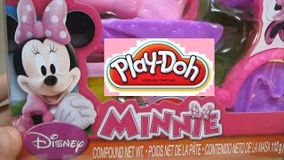 Minnie Mouse Bowtique Play Doh Fun With Lalaloopsy And My Little Pony Play-Doh