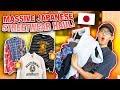 MASSIVE Japanese STREETWEAR Try On Haul!