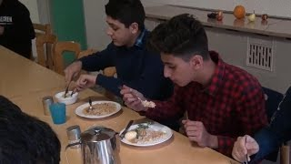 Teenage Syrian migrant settles in Germany