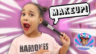 Cali's Drugstore Makeup Routine